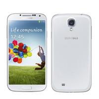 android 3g четырехъядерный смартфон оптовых-Оригинальный Samsung Galaxy S4 Quad Core i9500 I9505 2G RAM 16G ROM 13 Мпикс 3G разблокирована Android Восстановленное смартфон