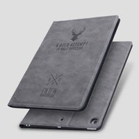 Wholesale tablet case package resale online - For new iPad Case Mini Korean Air simple leather case sleeping falling proof tablet full package
