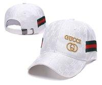 ingrosso cappello delle donne delle signore-mens marca cappelli da baseball registrabile della protezione di lussoGucci donne estate camionista cappello di moda signora casquette causale palla tappo di lussoprogettista