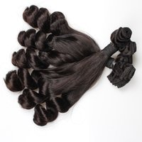 Wholesale human hair egg curl weave for sale - Group buy Hot sale human hair weave funmi egg curl hair funmi curl peruvian hair weave for woman