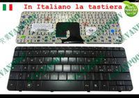 laptop hp pavilhão venda por atacado-Novo teclado portátil para HP Pavilion dv2-1000 dv2 preto brilhante Italiana Versão IT - V100103AS1