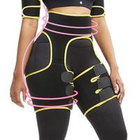 Waist trainer shapers waist trainer corset Leg Shapers Shorts Fitness body shaper modeling strap Belt Corset Slim Thigh Trimmer