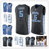 8993da3ee Discount north carolina tar heels - Custom Mens North Carolina Tar Heels UNC  Basketball stitched Jerseys