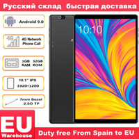 Wholesale android tablet teclast resale online - Teclast P10HD G Phone Call Tablets Octa Core inch IPS GB RAM GB ROM SC9863A GPS Android mAh tablet PC