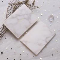 anneler tebrik kartları toptan satış-Yaldız Ebru El Yazısı Papery Tebrik Kartı Beyaz Pembe Sevgililer Günü Düğün Anneler Günü Pratik Yaratıcı Küçük Kartları 0 26lbD1