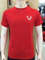 panel azul al por mayor-Camisetas de diseñador para hombre Rojo blanco negro azul Tee Ropa de lujo de verano 100% Camisetas de algodón Hombres Moda Camiseta Hombre de calidad superior TALLA M-3XL