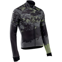 Wholesale spring cycling jersey resale online - New2019 NW Northwave Cycling Jersey Men s Long Sleeve Spring Autumn Bike Clothing Bicycle Shirt Maillot MTB Jersey Shirt Clothes