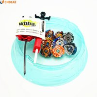 Wholesale set beyblade plastic for sale - Group buy Hot style Beyblade Burst Toys blue Arena Set Sale Beyblades Metal Fusion God Spinning Top Bey Blade Blades Toy Arena002