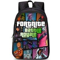 Wholesale photo bag pack for sale - Group buy Fort nite backpack Battle royale daypack Photo print schoolbag New game rucksack Sport school bag Outdoor day pack