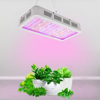 Wholesale flowers uv light resale online - 1000w LED Grow Light Double Chips Full Spectrum with UV IR for Greenhouse Indoor Plant Veg and Flower