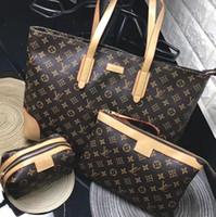 0d1ebaf401e009 2019 neue populäre pop leinwand weiße damen handtasche einkaufstasche mode lässig  umhängetasche rabatt drei taschen niedrigen preis für verkauf shippi