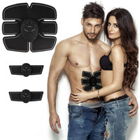 Wholesale slim fit massager for sale - Group buy Wireless Muscle Training Stimulator beauty body mobile gym Smart Fitness EMS Fit Boot Toing Slimming Massager Home Fitness Beauty Gear