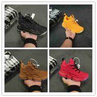 zapatos de baloncesto para niños a la venta al por mayor-2019 nuevos zapatos de baloncesto Jame Retro para la venta de alta calidad Space Jame Heiress Velvet Boys Girls Juvenil Kids Jumpman XI zapatillas