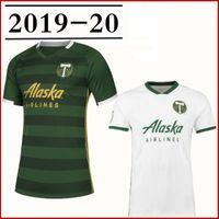Wholesale blanco shirt resale online - 2019 Portland Timbers Soccer Jersey VALERI BLANCO VALENTIN CHARA Mabiala Conechny Melano Moreira Villafana Football shirt