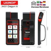 Wholesale demo software for sale - Group buy Launch X431 Diagun IV full adapters full system OBD2 Diagnostic Tool years Free Update Free software Diagun