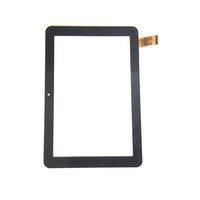 zoll tablette ersatz digitizer bildschirm großhandel-8-Zoll-Touch-Screen-Panel Digitizer für FPC-FC80S222-02 Tablet Ersatzteile Schwarz 100% neue Qualitätsgarantie