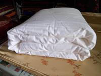 colcha de seda al por mayor-Hangzhou Especialidad Tradicional hecha a mano Edredón de seda de morera 100% Gusanos de seda para bebés Mantas Edredón de seda cama acolchada