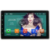 estéreo del coche android dash al por mayor-10.1 '' Android 8.0 4GB RAM Coche Reproductor de DVD Radio Navegación GPS En el tablero Estéreo de la PC