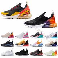 homens sapatos 15 venda por atacado-Tamanho grande Eur 47 48 49 Sports Designer Sneakers FLORAL Preto Gradiente CNY Branco Verde Mens Mulheres Tênis de corrida EUA 5.5-15 Sapatos de almofada