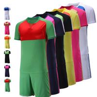 equipo barato camiseta de fútbol al por mayor-Nuevo color de contraste c1ede68a18ef0