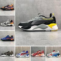 Wholesale purple toys for sale - Group buy hotsale rs x rs x reinvention toys transformers men women running shoes FUCHSIA PURPLE mens trainers sports sneakers