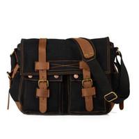 Wholesale famous lighting for sale - Group buy Canvas backpack Top quality famous purse Designer Handbags Famous Brand Original genuine leather Shoulder Bags