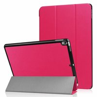 ipad elegante cubierta de pliegues al por mayor-Smart Sleep Wake Up PU magnética Funda de cuero billetera para Ipad Air 3 Air3 10.5 2019 Tableta 3 Soporte de piel plegable de lujo del soporte del soporte 1pcs