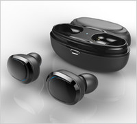 Wholesale T12 TWS Bluetooth Earphone Mini Twins Bluetooth V4 Headset Double Wireless Earbuds Stereo Headphones With Charging Box Socket Case MQ50