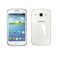 Wholesale android 4.1 resale online - Unlocked Original Samsung galaxy duos I8262 i8262D refurbished Android Wifi GPS G dual Core m RoM cellphone