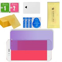 Wholesale full lcd screen phone resale online - ZUCZUG NEW Tempered Glass Phone LCD Screen Protector Dust Removal Dry Wet Cleaning Wipes Paper Tools Set Alcohol Package