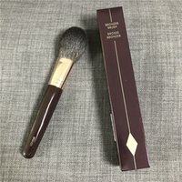 Wholesale blender brands for sale - Group buy Brand Bronzer Brush Brosse Bronzer Squirrel Hair Goat Hair Mix Powder Brush Beauty Makeup Blender Tool Applicatior