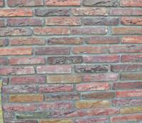 ingrosso casa di stampo-2 pezzi / lottp 20 Mattoni Antichi Brick Maker Mould Garden House Path Strada Calcestruzzo di plastica Piastrelle per pavimenti Stampi in cemento Fai da te Decor Tool
