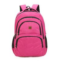 kampüs kitap çantaları toptan satış-ADIDAS 2019 Sıcak Satış Moda Unisex tasarımcı çanta Genç Okul Çantası Kitap Kampüsü Seyahat Sırt Çantası kitap sırt çantası ücretsiz kargo
