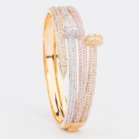 ingrosso monili nobili 925 di modo-7Sanyu Hot fashion brand 925 sterling silver celebrità del partito del braccialetto wedding party viaggi foto nobile gioielli braccialetto lettera