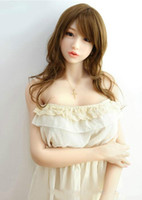 ingrosso per bambole sexy realistiche-Adult Sex Shop reale del silicone Sex Dolls vagina realistica realistici giapponesi Love Dolls sesso adulto gioca per uomini veri figa culo bambola sexy orale