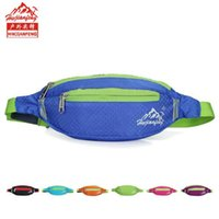 bolso de la cintura de carreras al por mayor-Hwjianfeng 1602 Running Bag Marathon Waist Pack Bolsa de deporte al aire libre Senderismo Racing Gimnasio Cintura