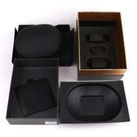 paquetes de trabajo al por mayor-Factory Store Auriculares Bluetooth con auriculares inalámbricos con chip w1 HD Studi3 Paquete de sellado original con auriculares que funcionan SN