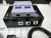juego android hdmi al por mayor-2018 Coolbaby SN-02 Super HDMI 4K HD Mini consola de juegos clásica para NES Classic Retro TV TV Console Consola FC