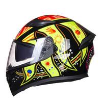casque à bulles vintage achat en gros de-casques DOT Motocross / course Casques moto Casques hors route / équitation casques plein visage jk-4 casques de sécurité à vélo sport en plein air