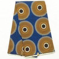 cera de tela africana al por mayor-Las últimas telas baratas de tissu cera africain 2019 cera africana imprimen tela tela africana de algodón de alta calidad para el vestido de fiesta