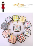 Wholesale stationery office supplies for sale - Group buy 10 Style Waterproof Print fabric cosmetic Canvas Pencil Bag Cases Stationery Storage Organizer Bag School Office Supply Kids Gift