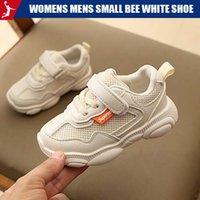 Wholesale korean running shoes for sale - Group buy Children bear sneakers new spring summer Korean version boys net shoes girls breathable shoes students running shoes