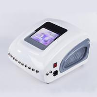 14 pad diodo laser lipo máquinas al por mayor-Lo nuevo lipo diodo láser delgado / lipo láser máquina de pérdida de peso delgada de 14 almohadillas de láser 650nm