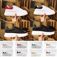 Wholesale mens dress shoes platform resale online - Black White Platform Classic Casual Shoes Casual Sports Skateboarding Shoes Mens Womens Sneakers Velvet Heelback Dress Shoe Sports Tennis