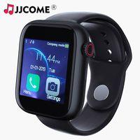 телефоны часы китайские оптовых-Смарт-часы Z6 SIM-карта Смарт-часы Звонок Bluetooth-телефон Часы WhatsApp Умный браслет Спортивный ремешок Smartwatch Facebook Для Android IOS iPhone
