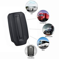 Wholesale super powerful magnets resale online - LK209A Smart GPS Car Tracker Strong Magnet and Super Powerful Battery with Geo fence Remoting Monitoring History trace checking