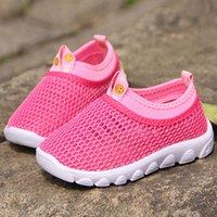 kissen gummifedern großhandel-2019 Spring Sports Shoes Freizeitschuh Atmungsaktive Slip-On-Dämpfung Rubber Mesh Lässige Slip-On-Laufschuhe Turnschuhe