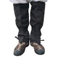 Unisexe Gu/êtres De Jambes Camouflage en Plein Air Imperm/éable /À La Neige Bottes De Jambi/ères Leggings pour Escalade Chasse Randonn/ée Jambes Respirantes