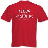 estoy en bicicleta al por mayor-I Love My Girlfriend - Cycling ~ Camiseta para hombre de ciclismo divertido 3XL 4XL 5XL