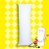 kullanılan ekler toptan satış-150X50 cm Dakimakura Hugging Vücut Yastık İç Takın Anime Vücut Yastık Çekirdek Erkek Kadın İç Ev Kullanımı Yastık Dolum